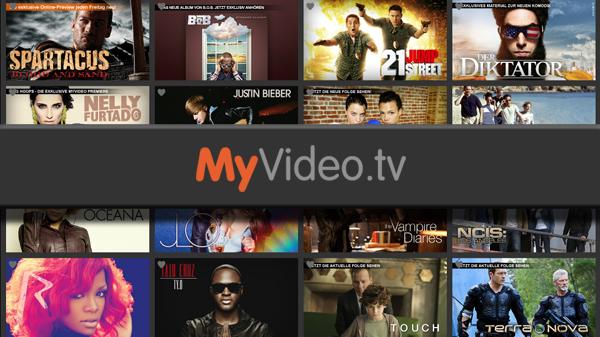 """""""MyVideo"""" wird zum Online-Sender"""
