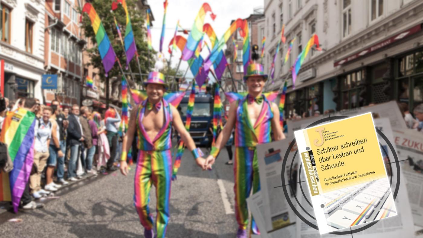 Homosexualität in den Medien: Die Paradiesvögel der Presse
