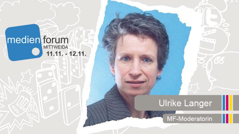 Grenzenlos digital: Ein Hangout mit Ulrike Langer