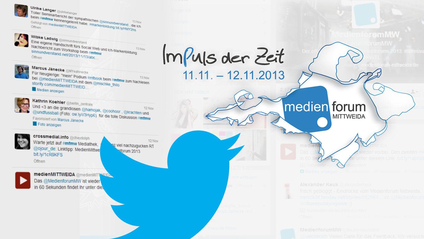 Medienforum Mittweida 2013 − Best of #mfmw