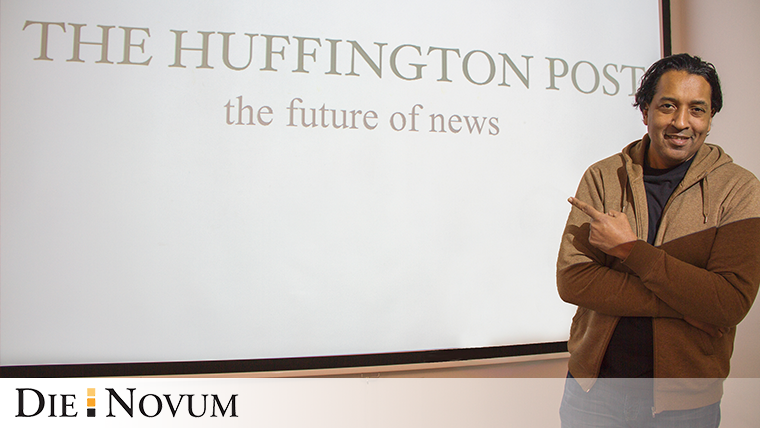Huffington Post: Cherno Jobatey im Interview