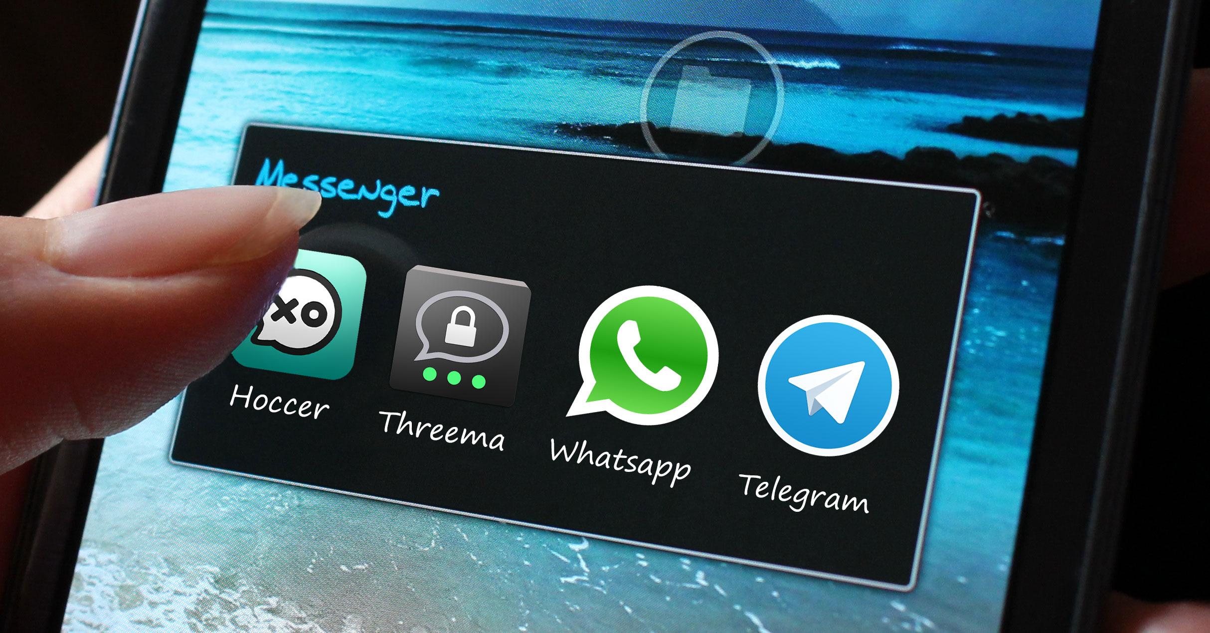 Messenger-Dienste: Wie wichtig sind uns unsere Daten?