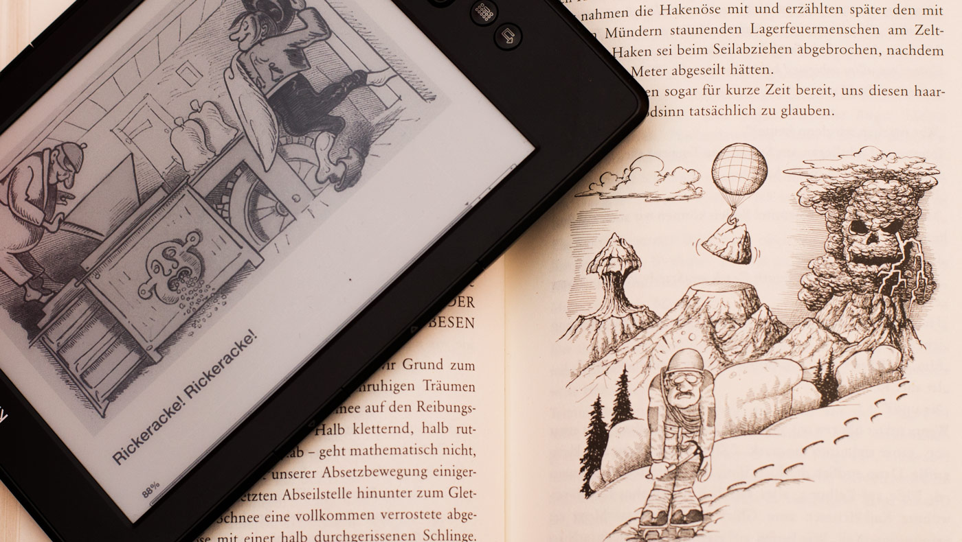 Der E-Book-Stream