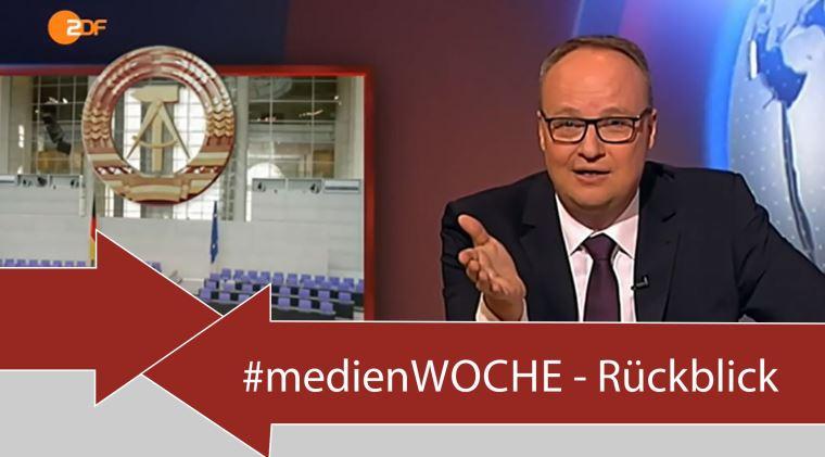 #medienWOCHE: 18. bis 24. Oktober 2014