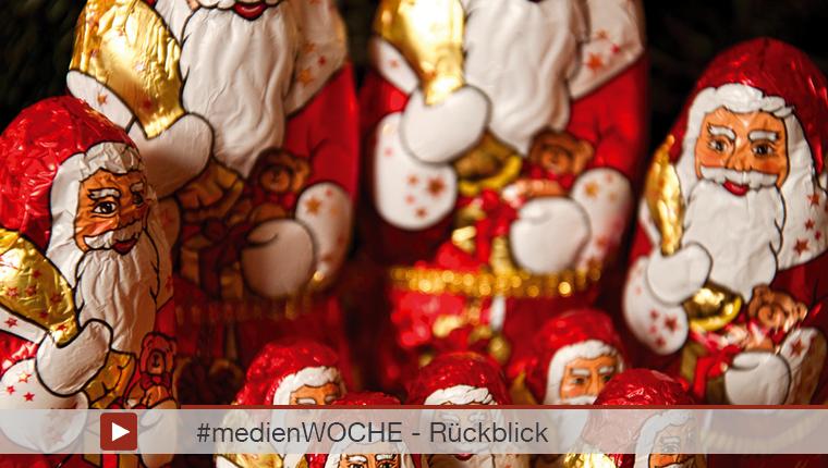 #medienWOCHE: 13. bis 19. Dezember