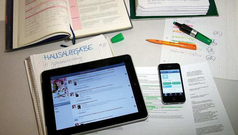Wofür benutzen Studenten Facebook?