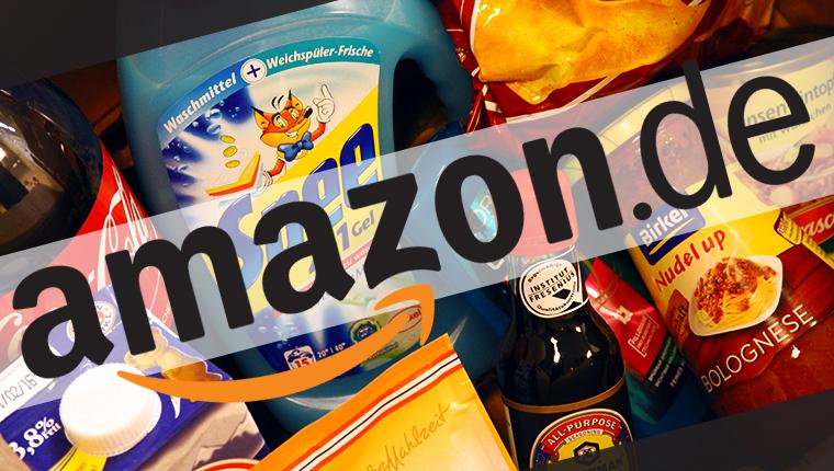Amazon Pantry: Wenn der Postbote die Einkäufe trägt