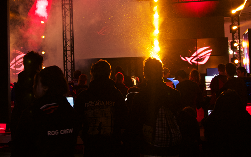 Achievement Unlocked – DreamHack in Deutschland