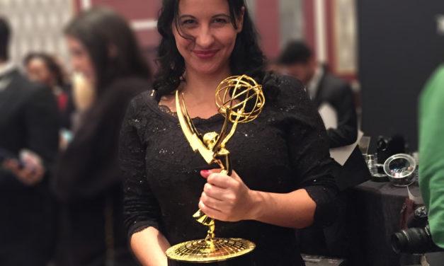 Emmy Gewinnerin Henriette Lippold wird Dozentin in Mittweida