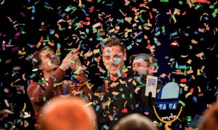 MDR Sputnik Slamedy – And the Award goes to…