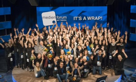 Medienforum Mittweida 2017 – Das Team