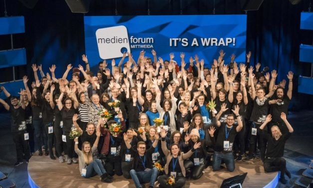 Medienforum Mittweida 2017 – Das Team
