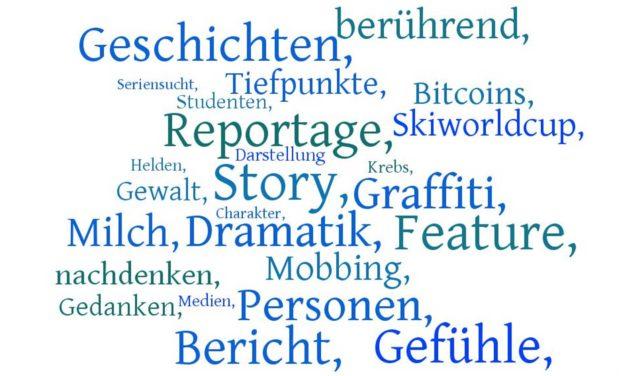 """""""Story"""" erzählt Geschichten"""