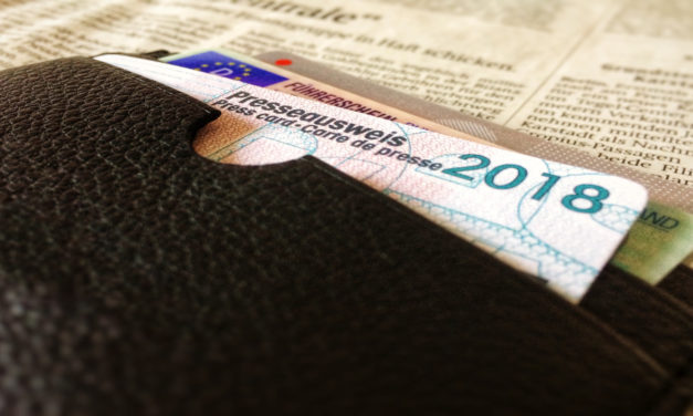Der Presseausweis