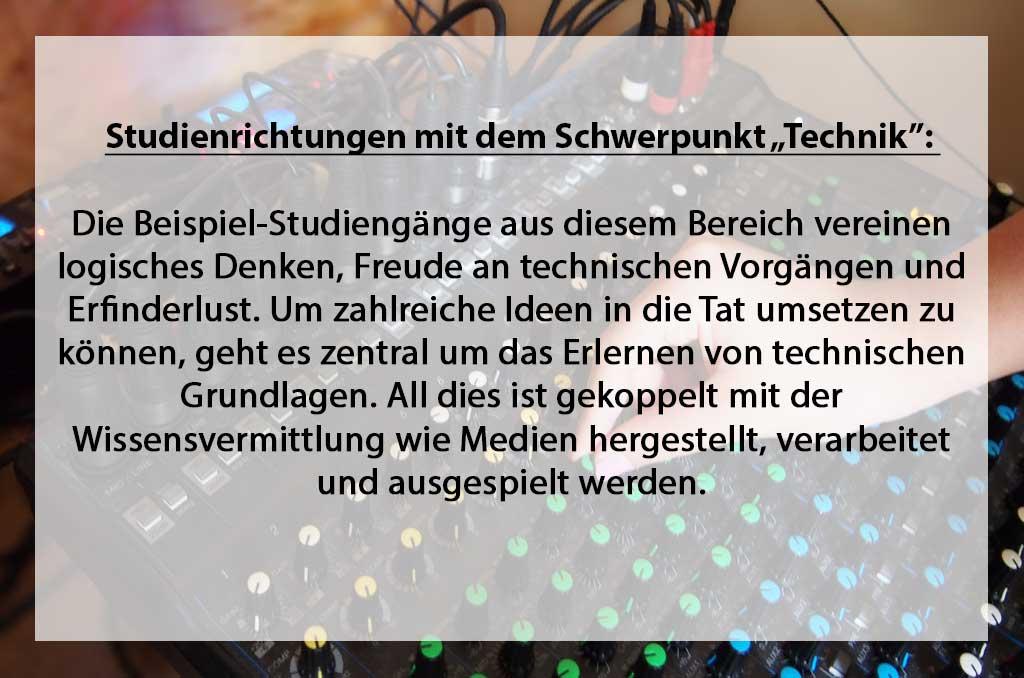 Studienrichtung_Technik