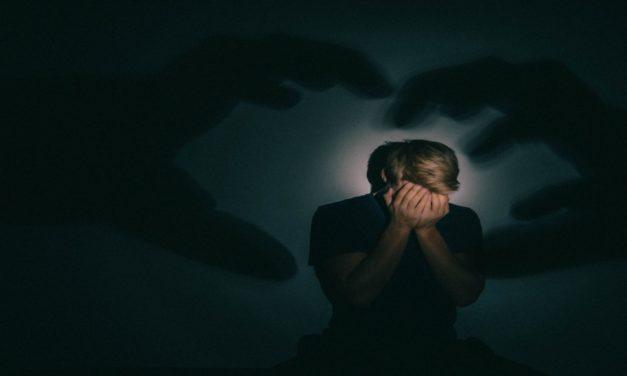 Wenn die Furcht dein Leben bestimmt