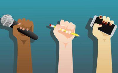 Die Pressefreiheit – Grundlage für Journalismus