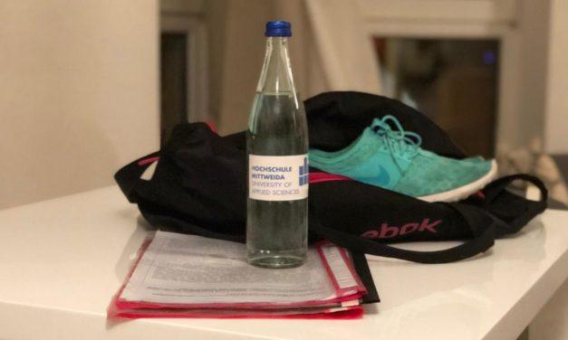 Fit und gesund durch's Studium