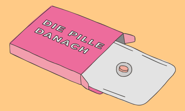 """Ist die """"Pille danach"""" eine Option?"""