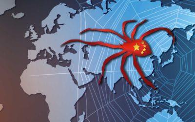 China spinnt sein Netz