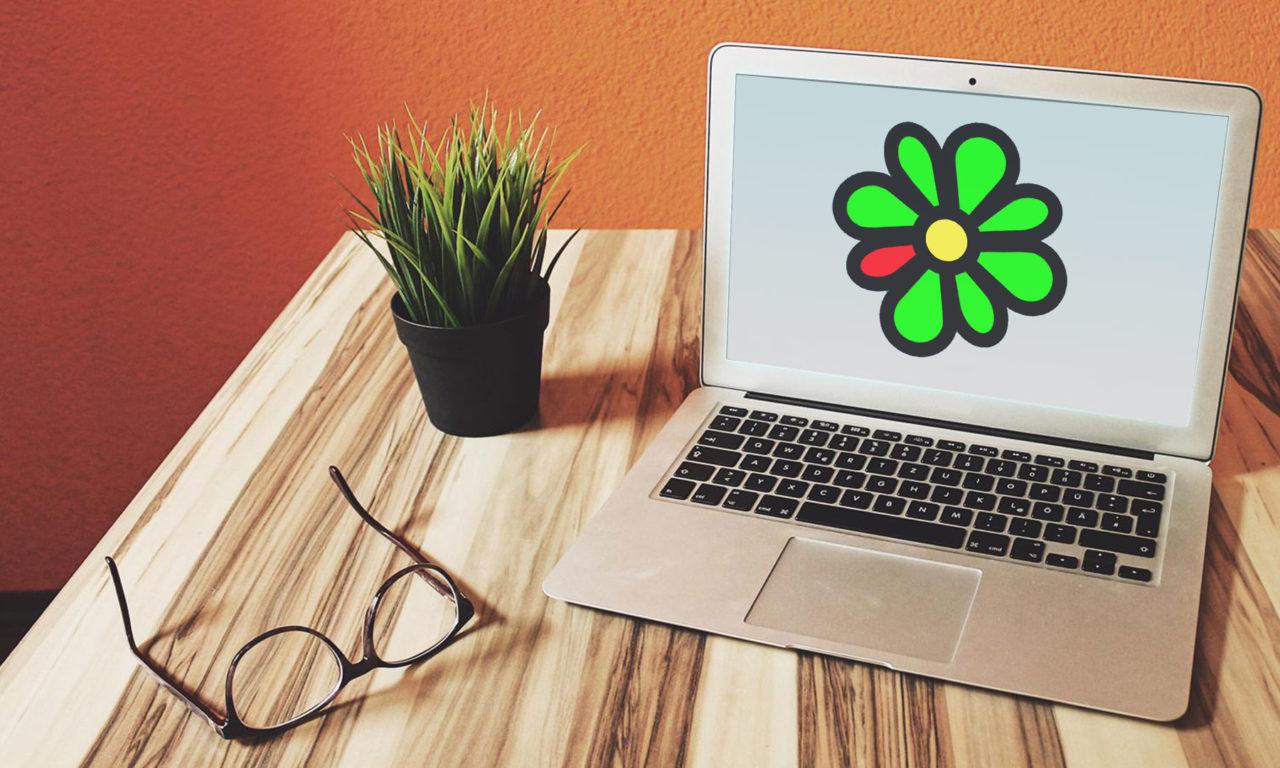 Messenger-Dienst ICQ
