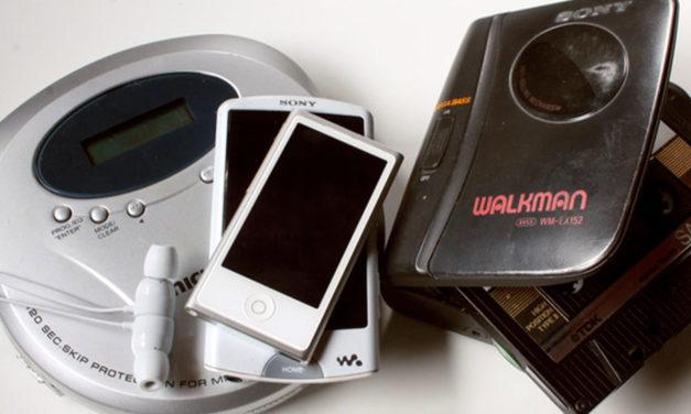 Von Walkman bis iPod