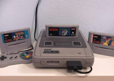 Super Nintendo und Co