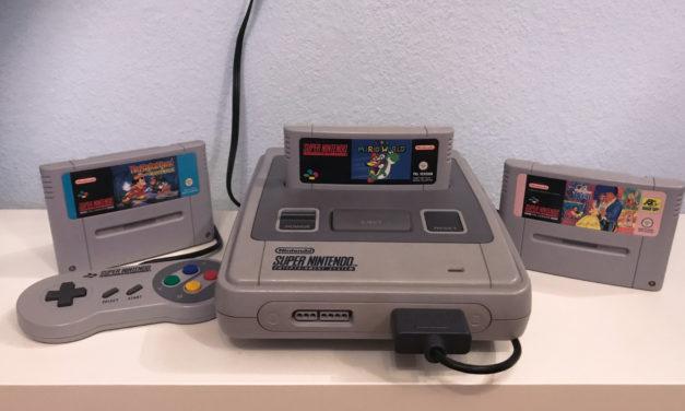 Super Nintendo und Co