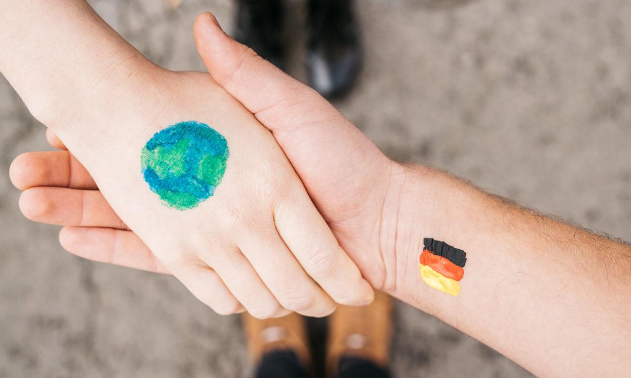 Deutsche Kultur meets the world
