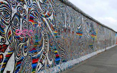 Bevor die Mauer fiel