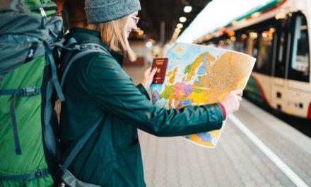 Mit dem Zug quer durch Europa