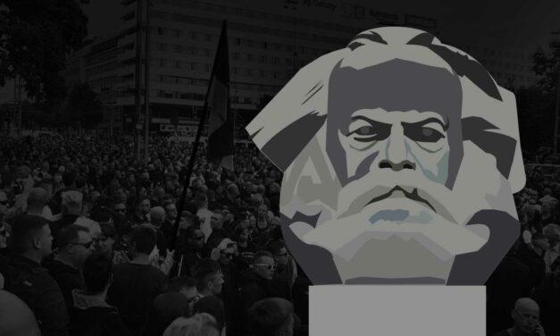 """Wie aus einem Messerangriff ein """"Sturm über Chemnitz"""" wurde"""